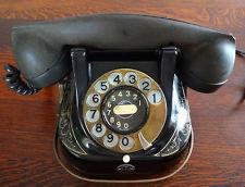Bell Telefon 50 60ER Jahre Telefon Antik Sammlerstück