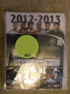 Panini Adrenalyn XL Starter Pack Binder Champions League 2012 13 Limited Edition