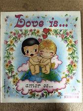 Amor ES 168 Cromos Ed Panini 1970