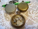 Vintage Pocket Watch Lot Westclox Scotty Pocket Ben No Name Watch Collection