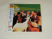 Beach Boys Japan 1st Issue Pet Sounds 1966 Mini LP CD SEALED RARE