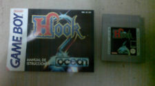Juego Hook Y Su Manual Para Game Boy