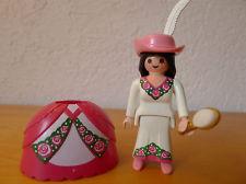 Playmobil Figur Dame Mit Bürste Zum Puppenhaus