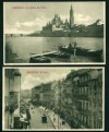 2 Unposted Postcards Zaragoza Spain