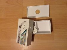 Caja iPhone 4S 32GB Blanco