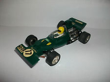 Tyrrell Ford Verde Scalextric Exin Usado