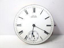 American Waltham Watch Co Medium Size Pocket Watch Movement