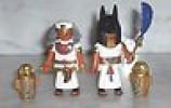 Playmobil Ägypter Figuren 2 STÜCK Mit Zubehör