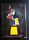 Panini 2010 11 Elite Black Box Materials 171 Lakers Michael Cooper 38 99