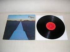 Judas Priest Point of Entry LP Columbia 1981 NWOBHM Sad Wings Class Sin Steel