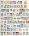 USA lote de Sellos 5 Fotos