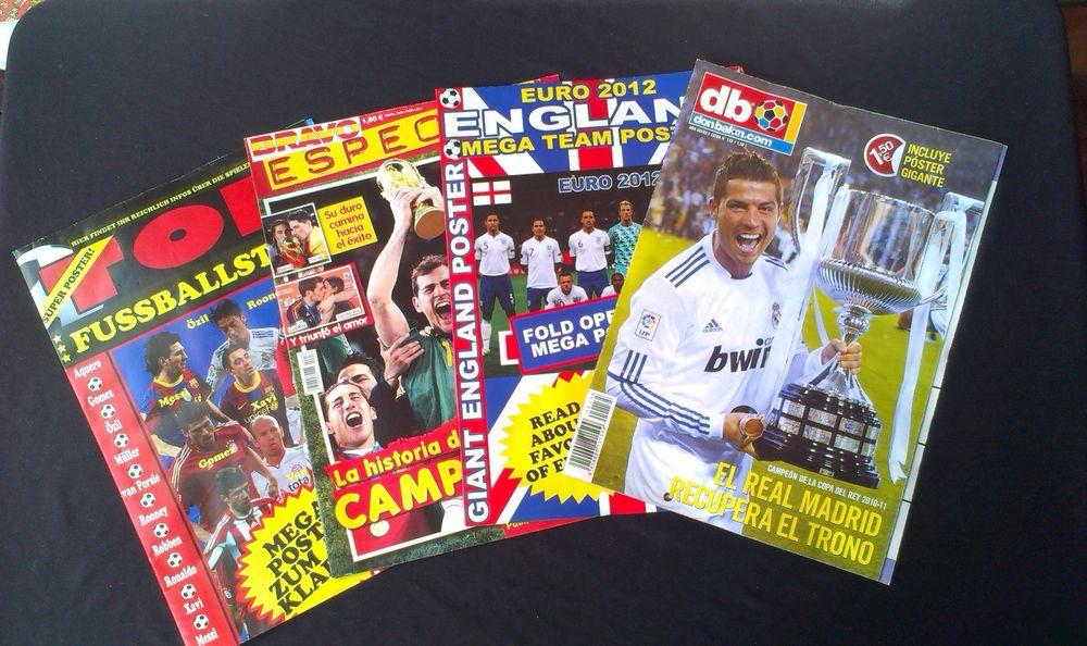 Lote Posters Futbol