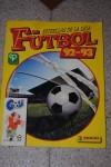 Album Panini Estrellas de La Liga Futbol 92 93 Completo Perfecto Coleccion