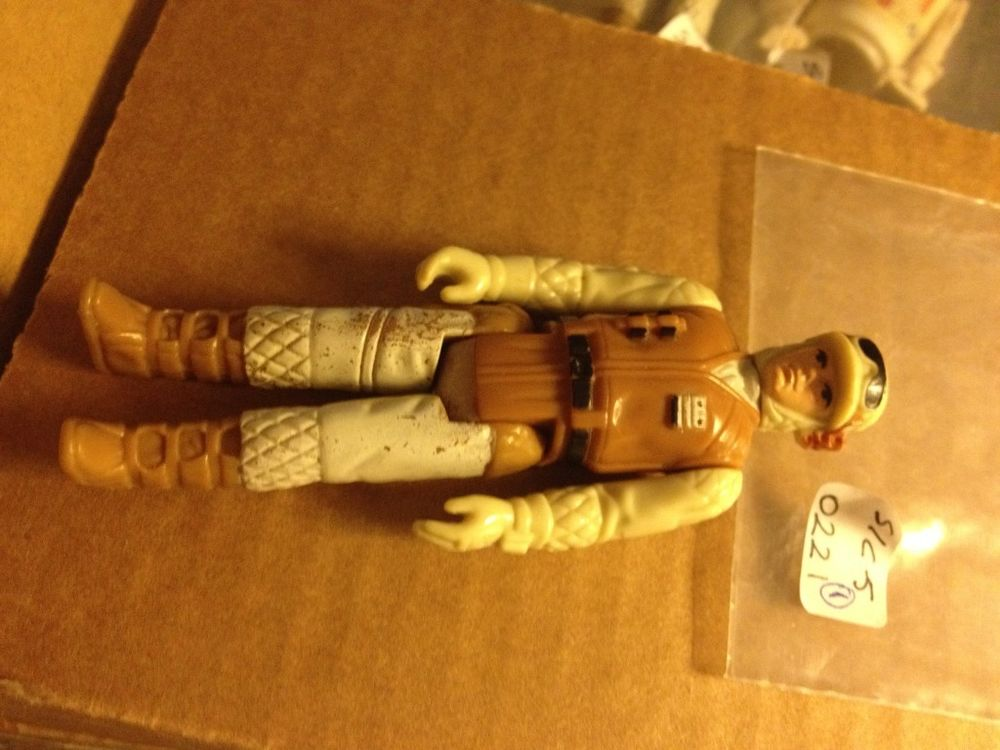 Star Wars Vintage Loose Poch Rebel Soldier Hoth