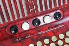 805 Hohner Club III M Ziehharmonika 2 1/2 reihig 8 Bass zum Richten