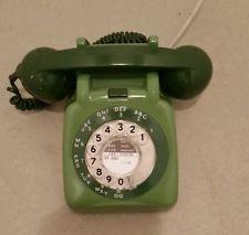 Altes Amerikanisches Tastentelefon
