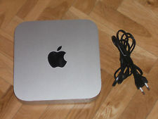APPLE MAC MINI SERVER CORE 2 DUO - 4 Gb RAM - 2 x HDD 500 Gb - GEFORCE 320M...